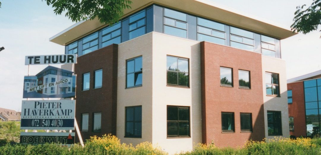Kantoorgebouwen ahg Boedijnhof te Hoorn (Custom)